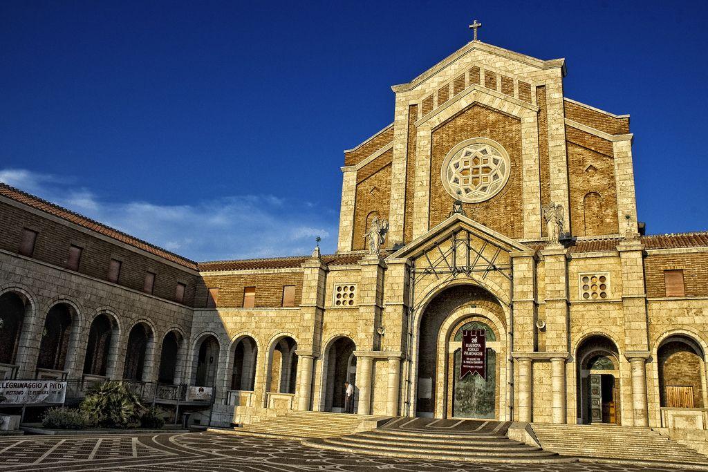 Miejsca św. Marii Goretti